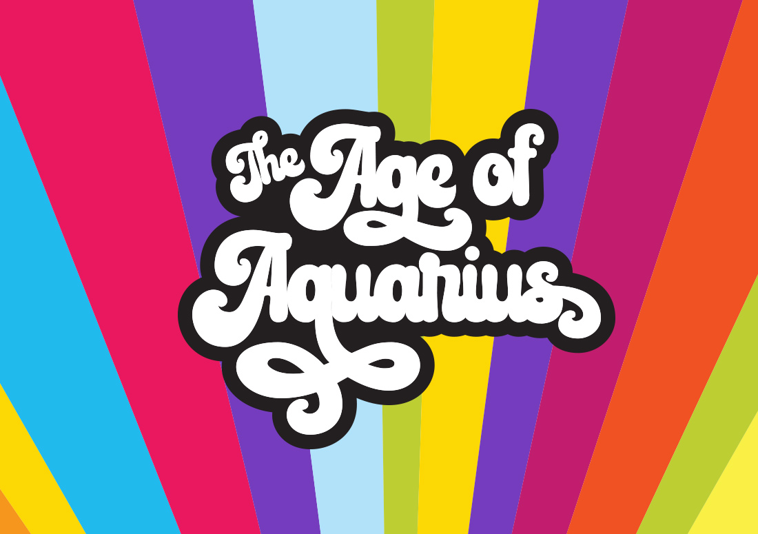 The Age of Aquarius logo