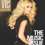 VIE Magazine November 2014; Carrie Underwood