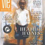 VIE Magazine August 2017; Heather Haynes