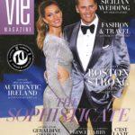 VIE Magazine December 2017; Tom and Gisele
