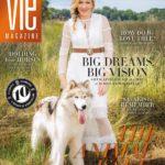 VIE Magazine August 2018; Laurie Hood