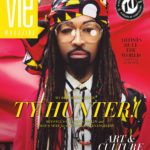 VIE Magazine October 2018; Ty Hunter