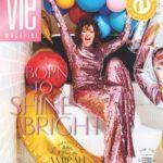 VIE Magazine May 2019, Amirah Kassem