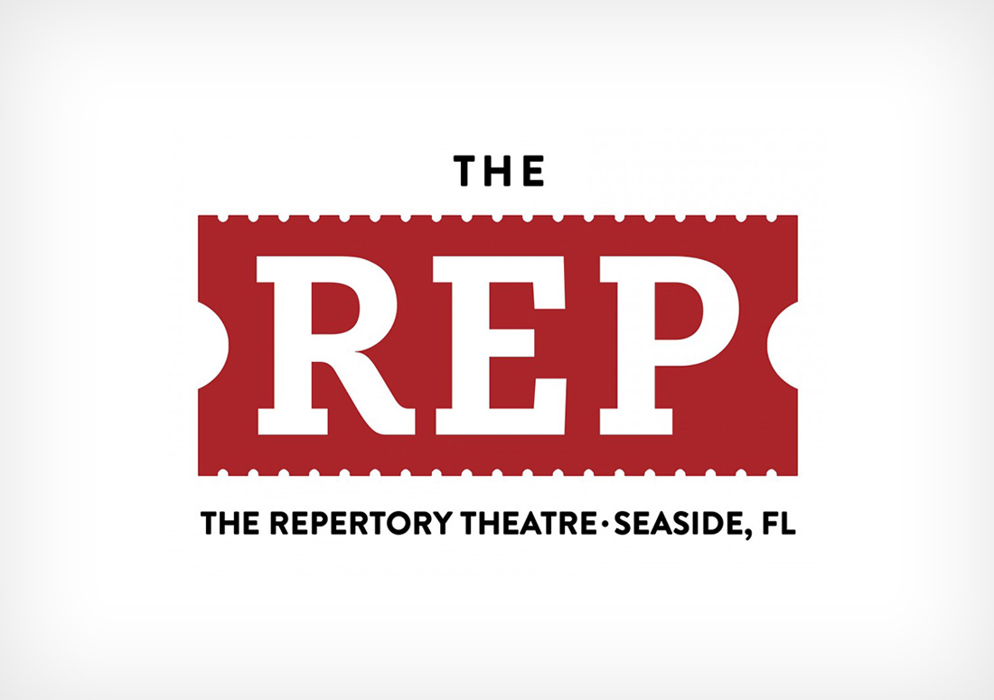 The Idea Boutique, Website Design, Love the REP, Seaside Repertory Theatre, The REP Theatre, The Repertory Theatre, Digital Marketing