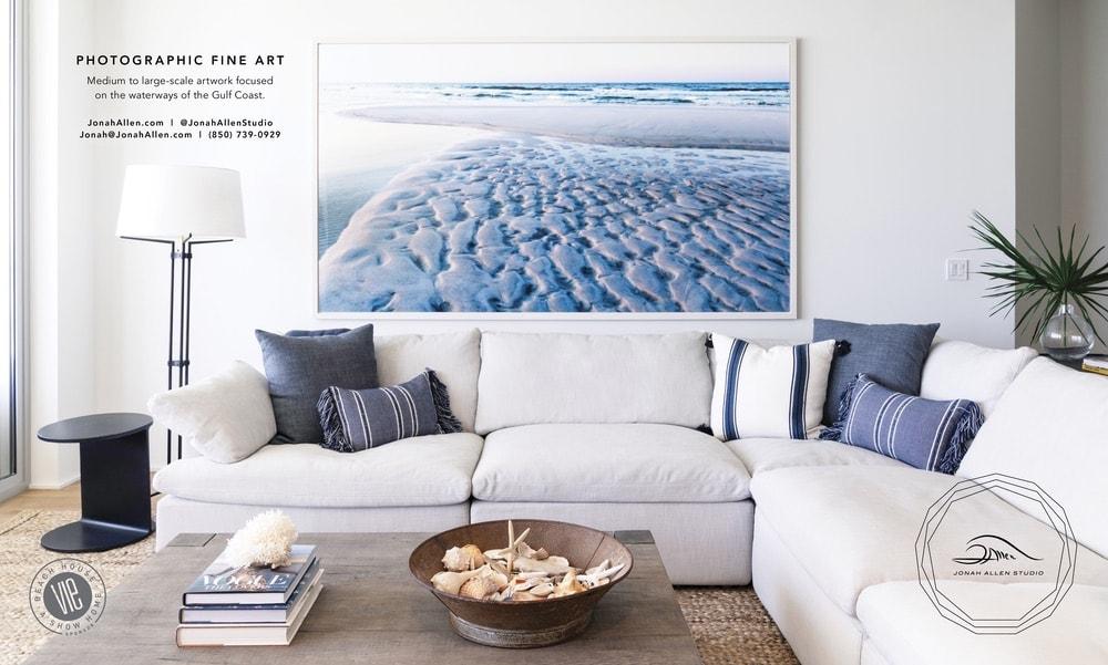 VIE Magazine, VIE Beach House, VIE Beach House - A Show Home, Q-Tile, The Idea Boutique, Jonah Allen Studio