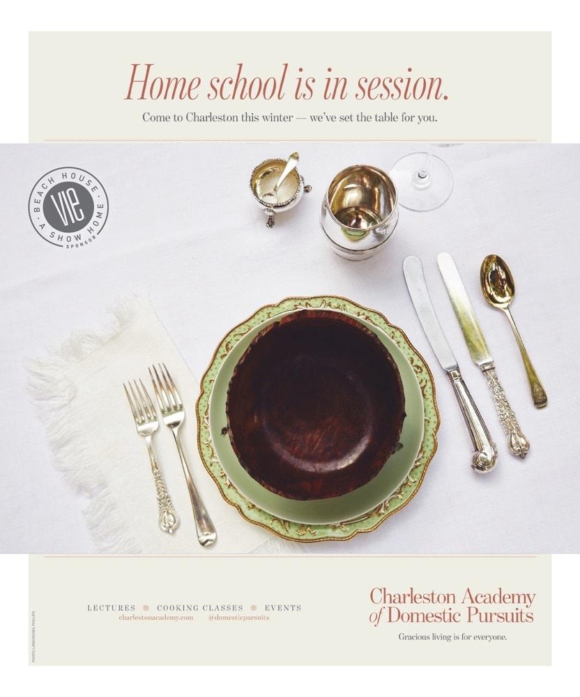 VIE Magazine, VIE Beach House, VIE Beach House - A Show Home, Q-Tile, The Idea Boutique, Charleston Academy of Domestic Pursuits