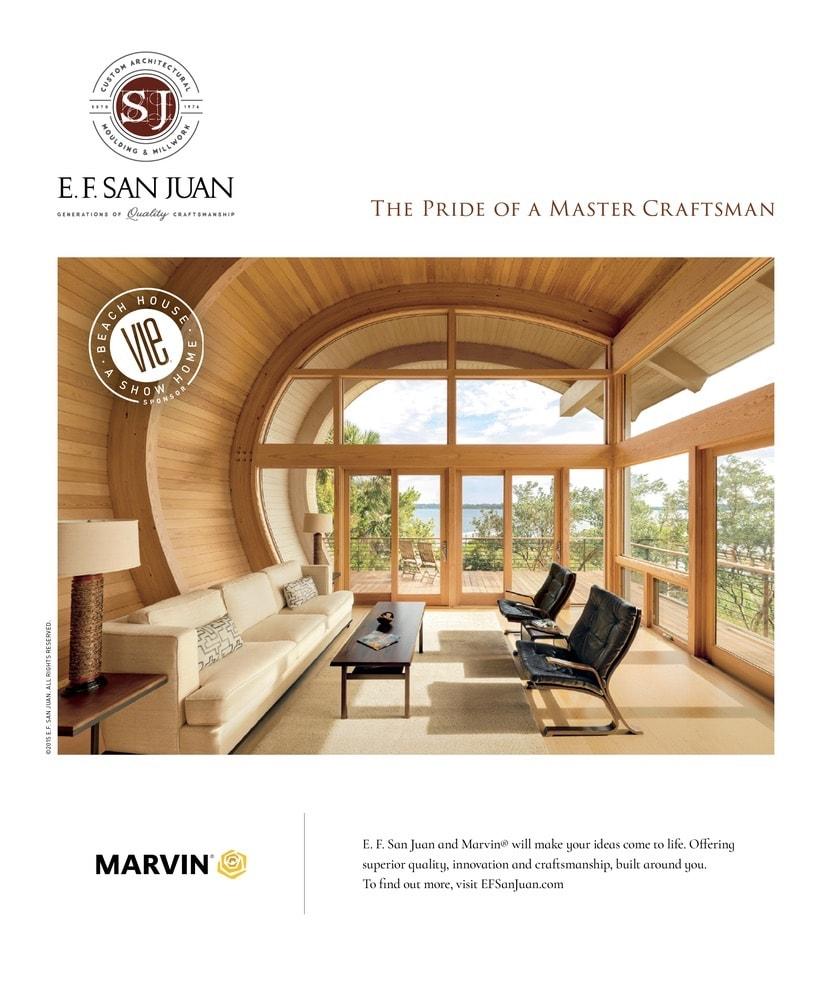 VIE Magazine, VIE Beach House, VIE Beach House - A Show Home, Q-Tile, The Idea Boutique, EF San Juan