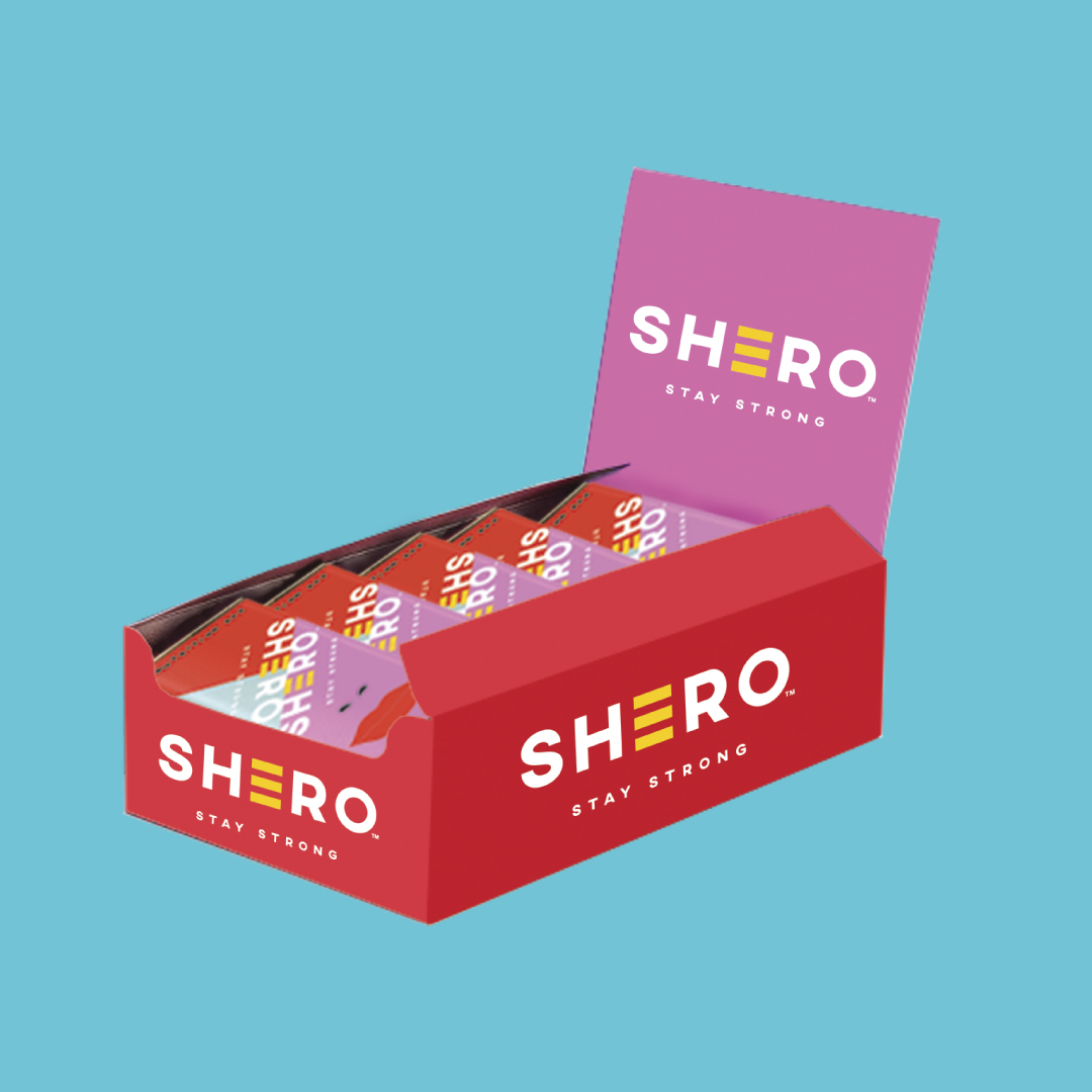 The Idea Boutique, SHERO Stay Strong - POS Packaging Design