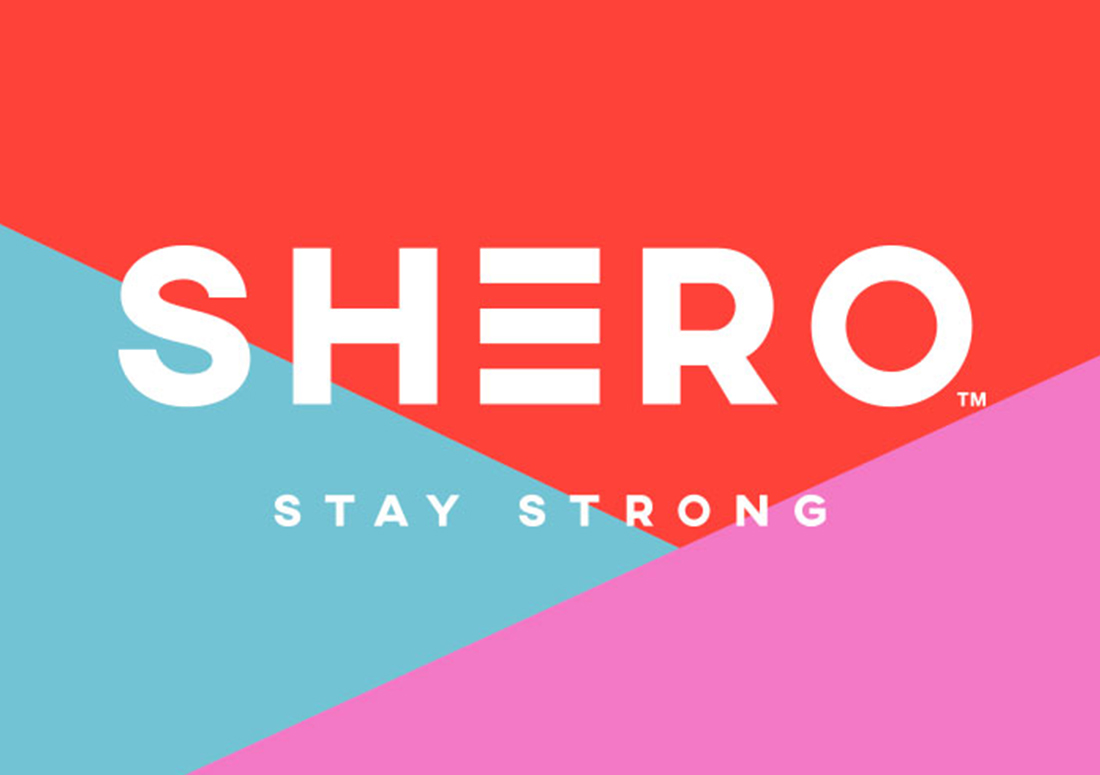 The Idea Boutique, SHERO Stay Strong