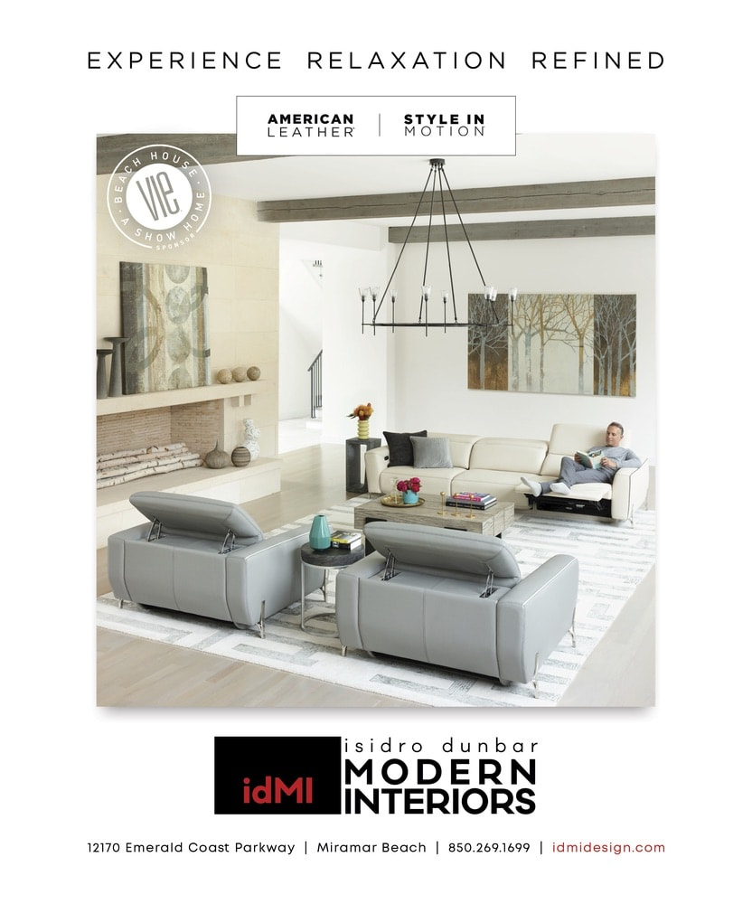 Isidro Dunbar Modern Interiors, idmi design, Advertise, Advertisement, Advertising, Brand Alliance, The Idea Boutique, VIE Brand Alliance, VIE magazine