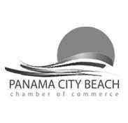 Panama City Beach Chamber of Commerce Logo