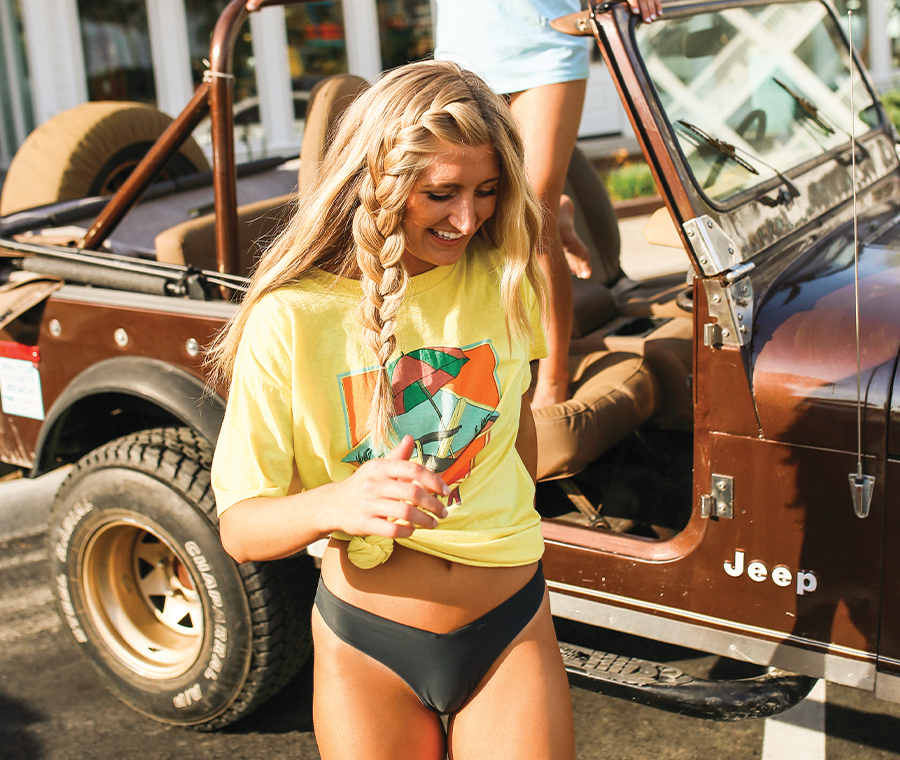 Tribe Kelley Surf Post Photoshoot