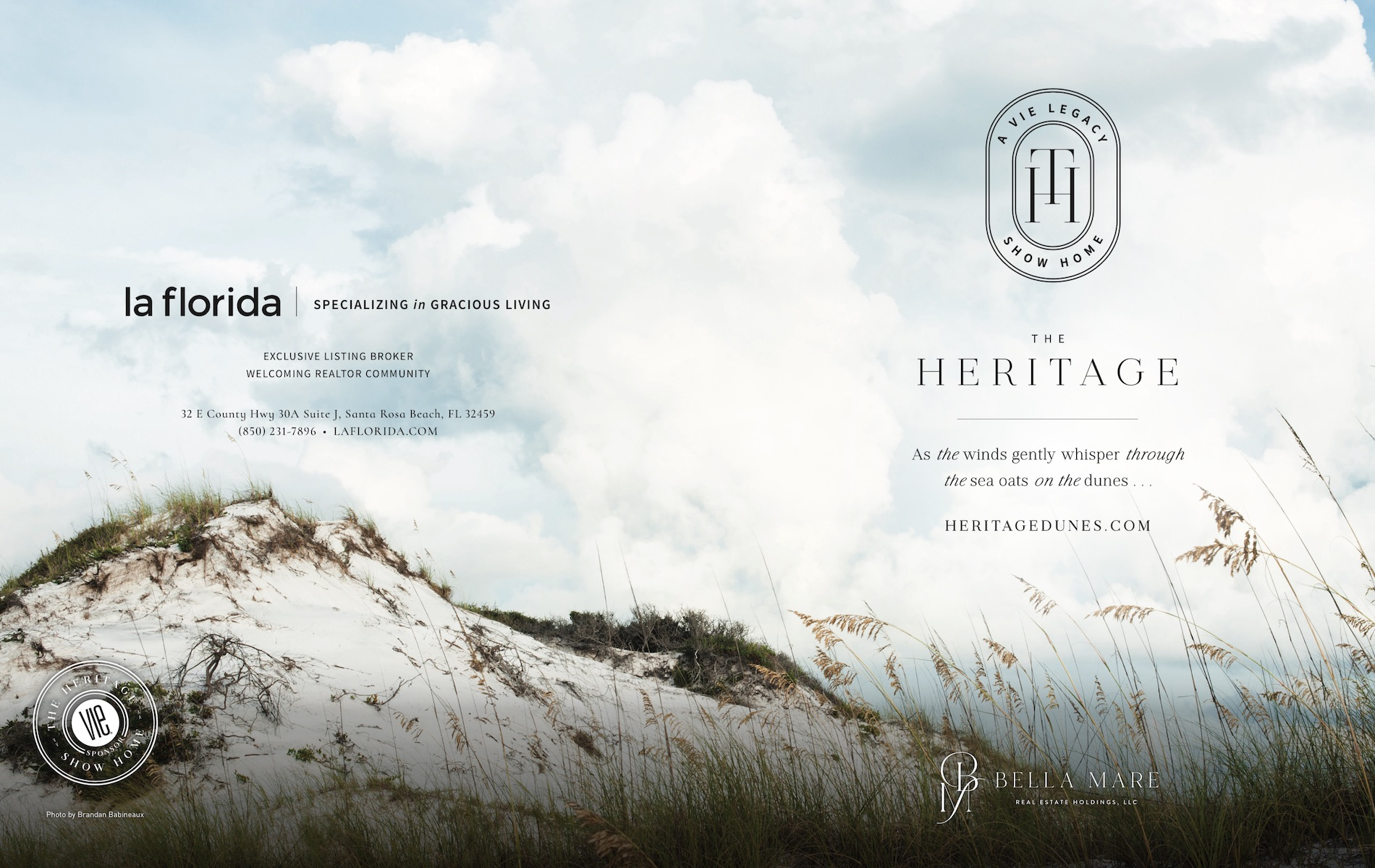 Heritage VIE Legacy Show Home Ad 2021